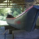 Cates Park Paddling Centre Dugout Canoe