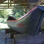 Cates Park Paddling Centre Dugout Canoe
