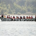 Cates Park Paddling Centre Takaya War Canoe