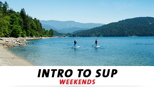 Intro to Stand Up Paddleboarding